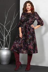 Платье Мублиз 399-2 разноцвет