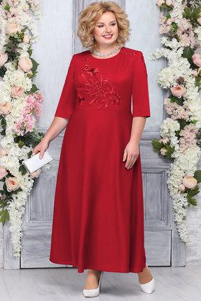 Платье Ninele 7263 красный