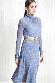 Платье ЛЮШе 2163 голубой
