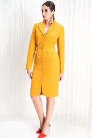 Платье ЛЮШе 2160 желтый