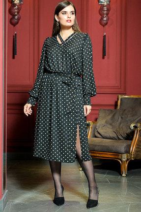 Платье Faufilure с1025 черный