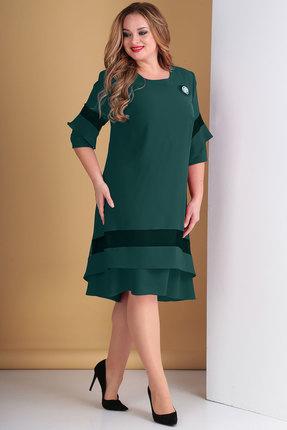 Платье Тэнси 279 зеленый