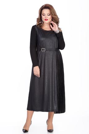 Платье TEZA 275 черный