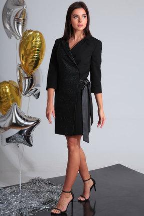 Платье Ladis Line 1164 черный
