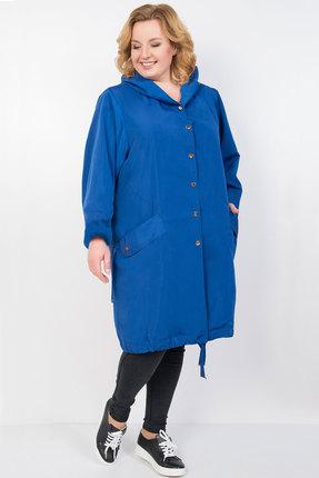 Плащ TricoTex Style 1905 синие тона
