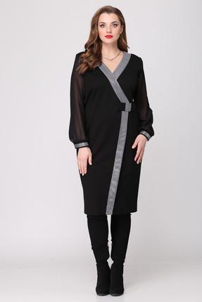 Платье Verita Moda 2041 черный