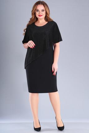 Платье FoxyFox 166 черный