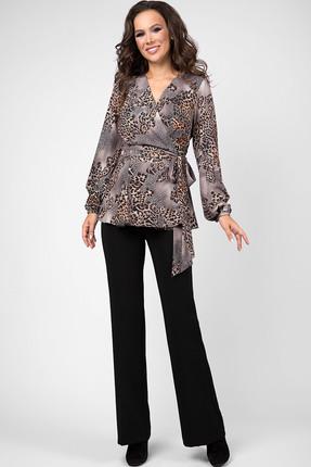 женская блузка teffi style