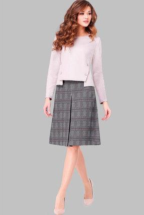 Комплект юбочный Асолия 1224 серый