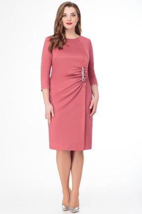Платье KetisBel 1486 розовый