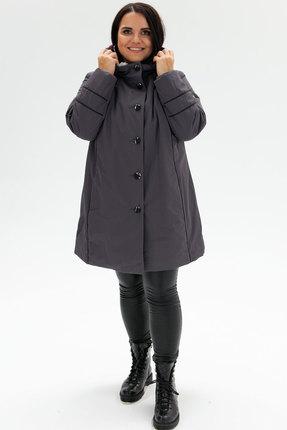 Пальто Bugalux 461 серый