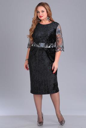 Платье Anastasia Mak 675 черный