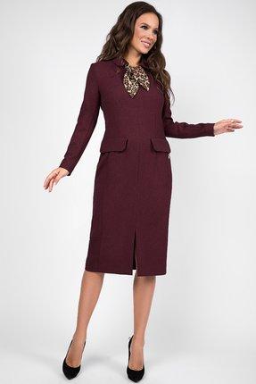 женское повседневные платье teffi style