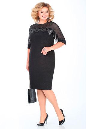 Платье Matini 31254 чёрный