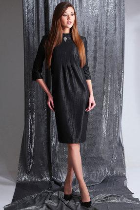 Платье Axxa 55120 черный