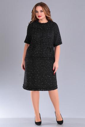 Платье FoxyFox 1960 черный