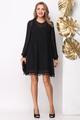 Платье Michel Chic 966 черный, размер 44-58