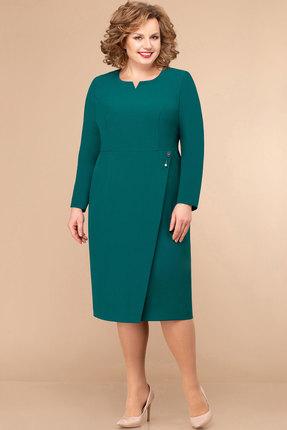женское платье для офиса линия-л