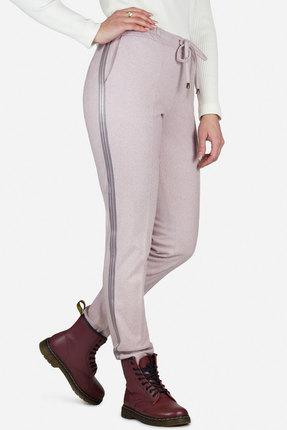 женские спортивные штаны mirolia, розовые