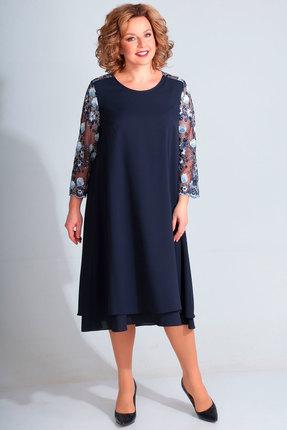 Платье Golden Valley 4610 синий