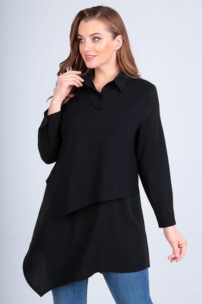 женская туника таир-гранд, черная