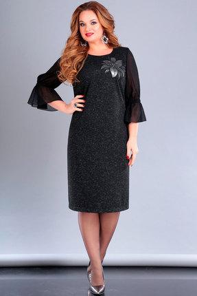 женское вечерние платье jurimex, черное