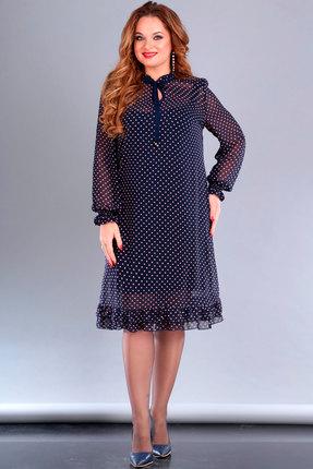 женское повседневные платье jurimex, синее