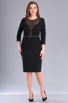 Платье FoxyFox 167 черный