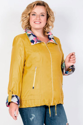 Куртка TricoTex Style 1547 горчица