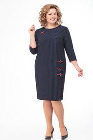 Платье KetisBel 1497 синий