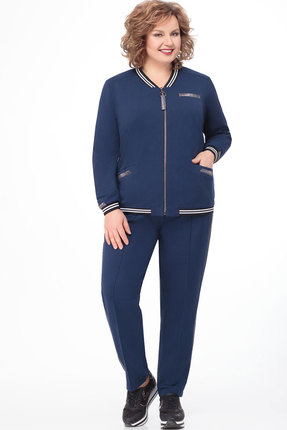 Спортивный костюм Bonna Image 506 тёмно-синий