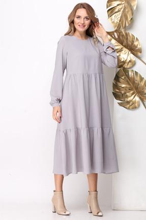 Платье Michel Chic 973 светло-розовые тона