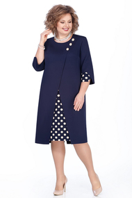 Платье Pretty 993 синий