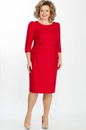 Платье LaKona 1275/1 красный