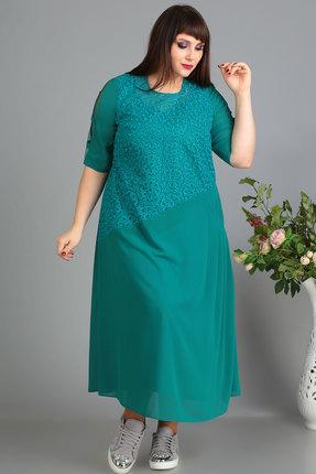 Платье Algranda 3350 зеленый