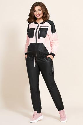 женский спортивный костюм мублиз, черный