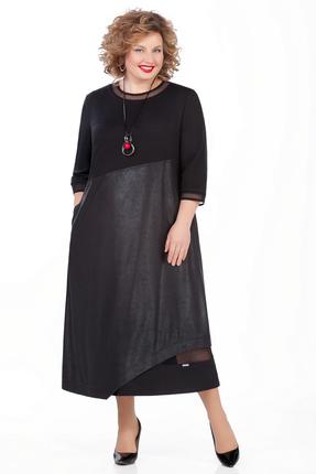 женское вечерние платье pretty, черное