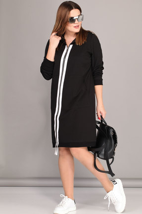Спортивное платье Lady Secret 3626 черный