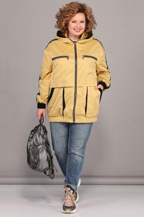 Куртка Lady Secret 6266 горчица