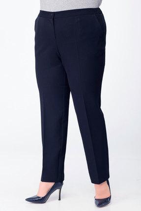 женские брюки lady three stars, синие