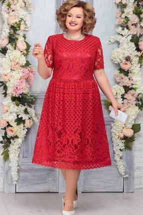 Платье Ninele 5759 красный