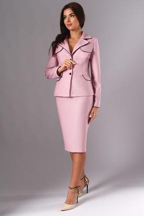 Комплект юбочный Миа Мода 1123 розовый