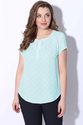 женская блузка в горошек lenata