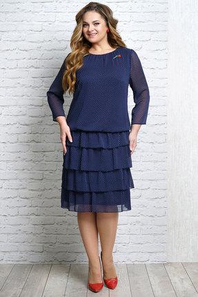 Платье Alani 1095 синий, Вечерние платья, 1095, синий