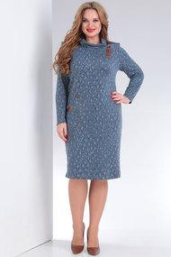 Платье Milana 179-2 голубой