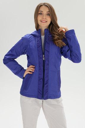 женская куртка bugalux, синяя