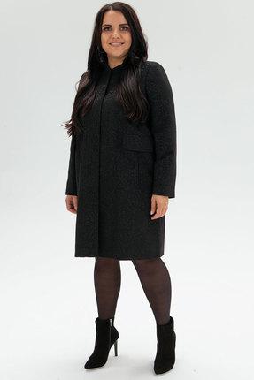 женское пальто bugalux, черное