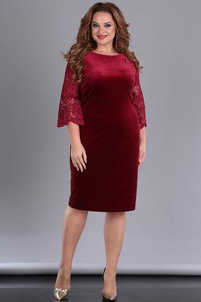 Платье Jurimex 2130 бордо