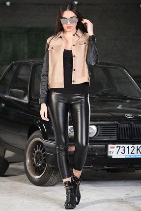 женские брюки doggi, черные