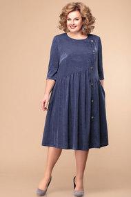 Платье Romanovich style 1-1940 синий